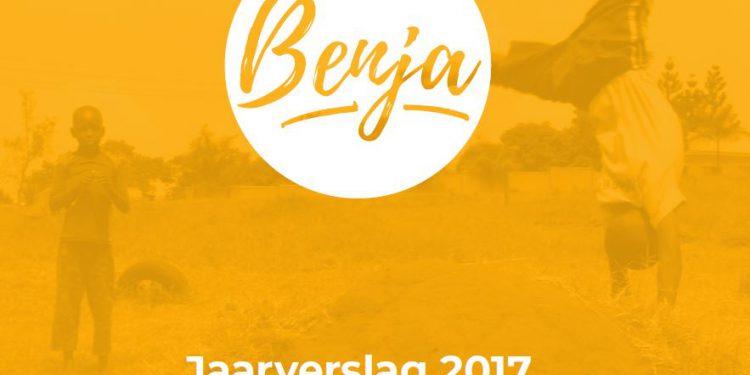 Benja jaarverslag 2017